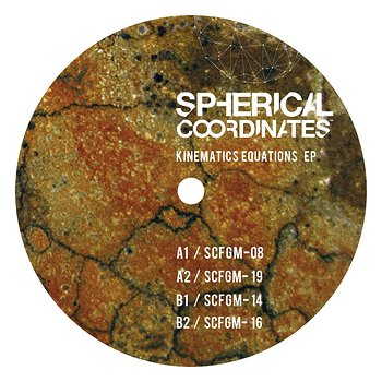 Cover art - Spherical Coordinates: Kinematics Equations EP