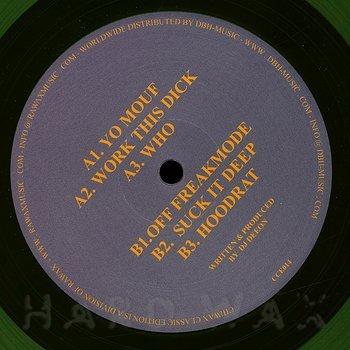 Cover art - DJ Deeon: Freakmode EP