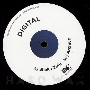 Cover art - Digital: Shaka Zulu