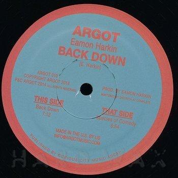 Cover art - Eamon Harkin: Back Down