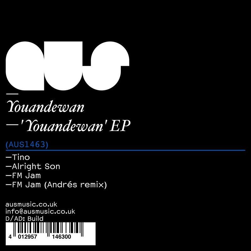 Cover art - Youandewan: Youandewan EP