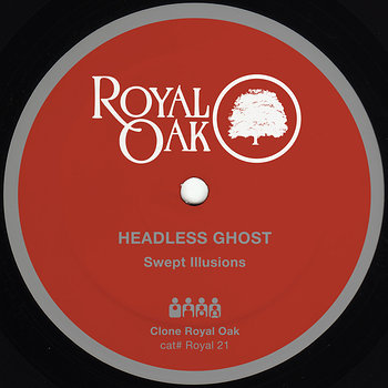 Cover art - Headless Ghost: Swept Illusions