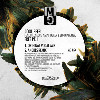 Cover art - Cool Peepl: Free Pt.1