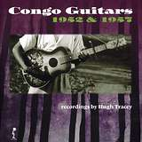 Cover art - Various Artists: Congo Guitars
