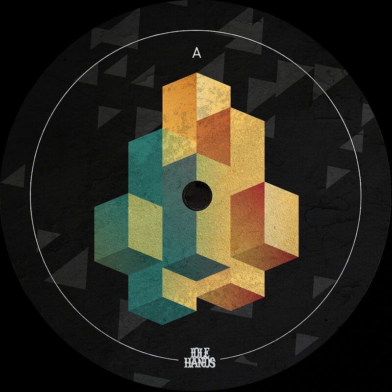 Cover art - Rhythmic Theory: Endless Forms