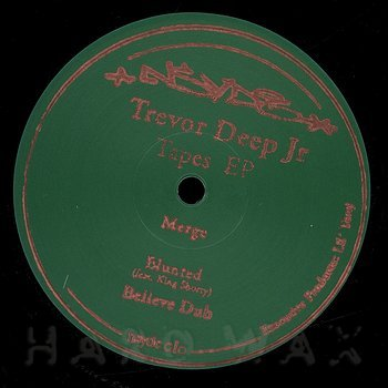 Cover art - Trevor Deep Jr: Tapes EP
