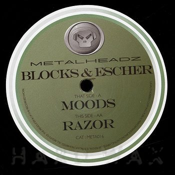 Cover art - Blocks & Escher: Moods