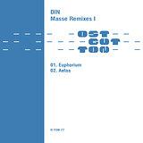 Cover art - Din: Masse Remixes I