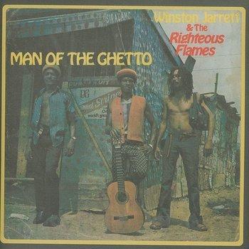 Cover art - Winston Jarrett: Man Of the Ghetto