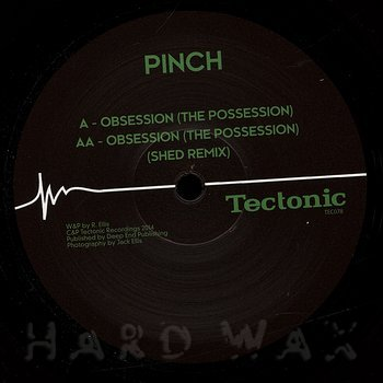 Cover art - Pinch: Obsession (The Possession)