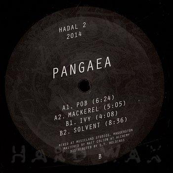 Cover art - Pangaea: Pob