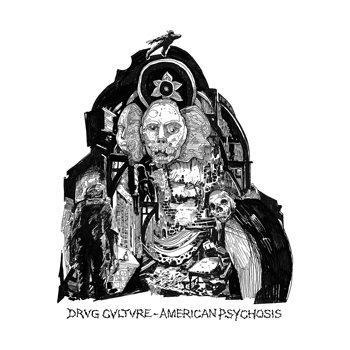 Cover art - Drvg Culture: American Psychosis (Part 2)