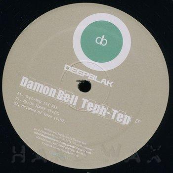 Cover art - Damon Bell: Teph-Tep EP