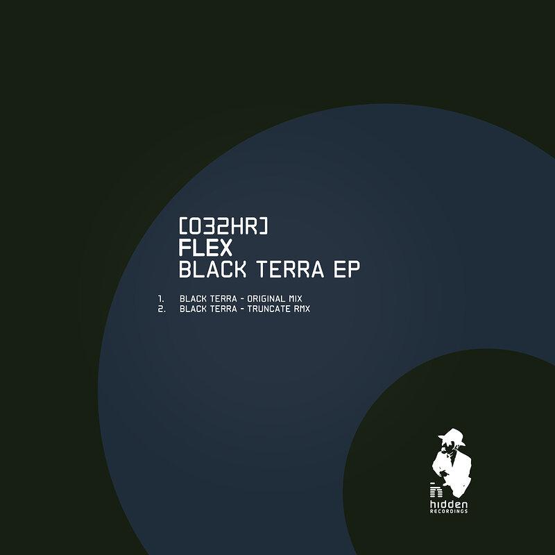 Cover art - Flex: Black Terra EP