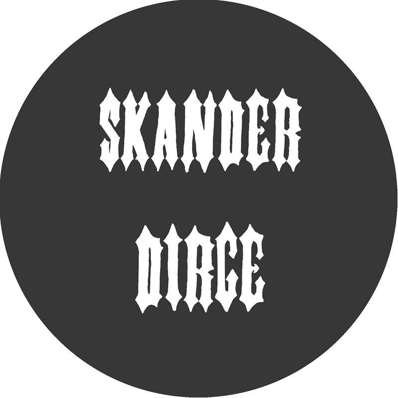 Cover art - Skander: Dirge