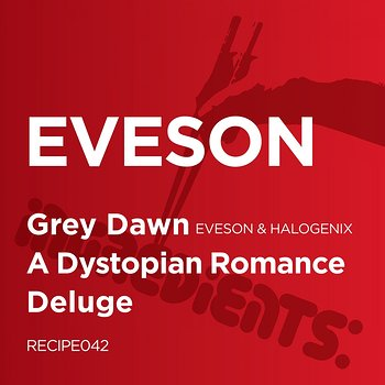 Cover art - Eveson & Halogenix: Grey Dawn