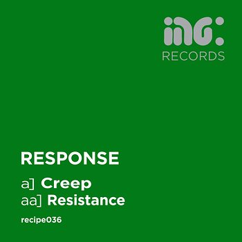 Cover art - Response: Creep