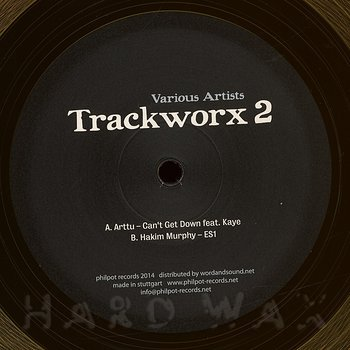 Cover art - Various Artists: Trackworx 2