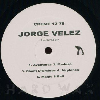 Cover art - Jorge Velez: Aventuras