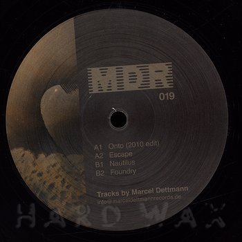 Cover art - Marcel Dettmann: MDR 19