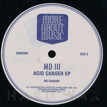 Cover art - MD III: Acid Chaser EP