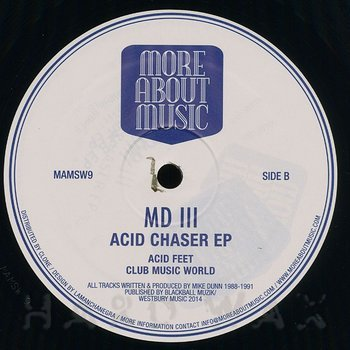 Cover art - MD III: Acid Chaser EP