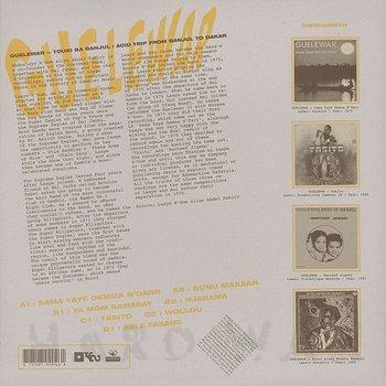 Cover art - Guelewar: Touki Ba Banjul