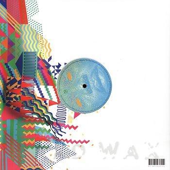 Cover art - Nozinja: Tsekeleke