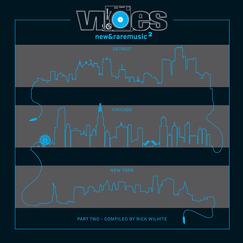 Cover art - Various Artists: Rick Wilhite Presents Vibes 2 Part 2