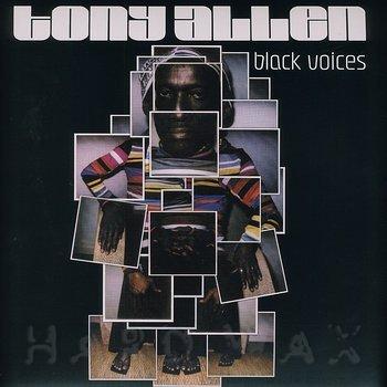 Cover art - Tony Allen: Black Voices