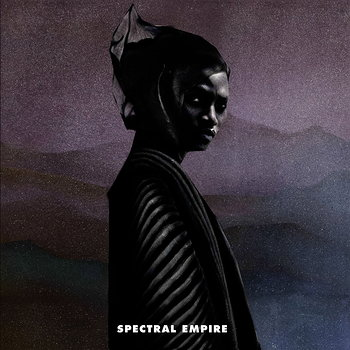 Cover art - Spectral Empire: Goloka Dhama EP