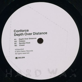 Cover art - Conforce: Depth Over Distance