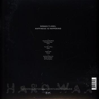 Cover art - Roman Flügel: Happiness Is Happening