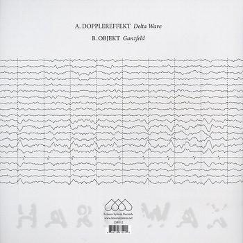 Cover art - Dopplereffekt / Objekt: Hypnagogia