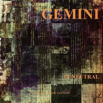 Cover art - Gemini: In Neutral