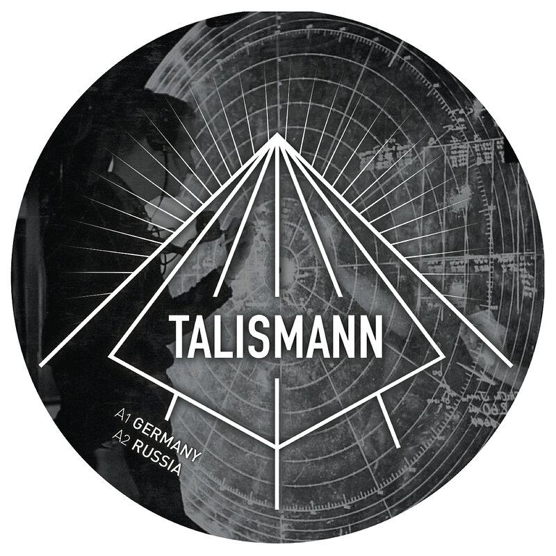 Cover art - Talismann: 004