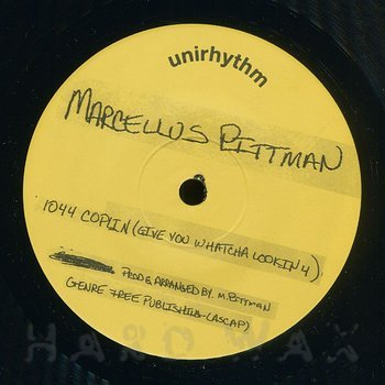Cover art - Marcellus Pittman: 1044 Coplin
