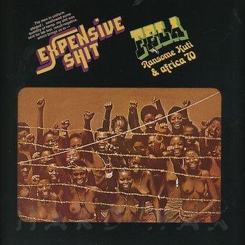 Cover art - Fela Kuti: Expensive Shit