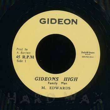 Cover art - Max Edwards: Gideons High