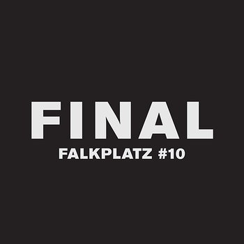 Cover art - Oliver Deutschmann: Final
