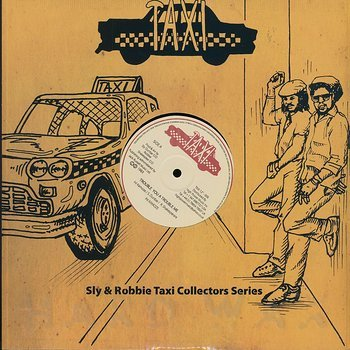 Cover art - Ini Kamoze: Trouble You A Trouble Me