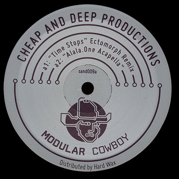Cover art - Cheap And Deep Productions: Time Stops