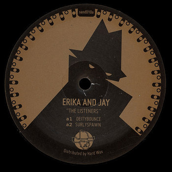 Cover art - Erika And Jay: The Listeners