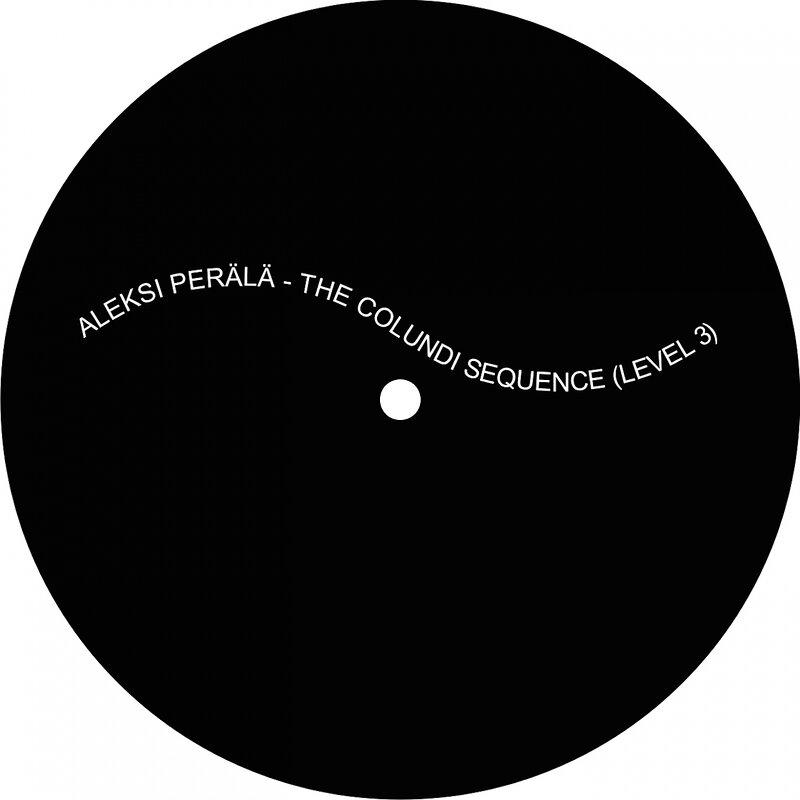 Cover art - Aleksi Perälä: The Colundi Sequence Level 3