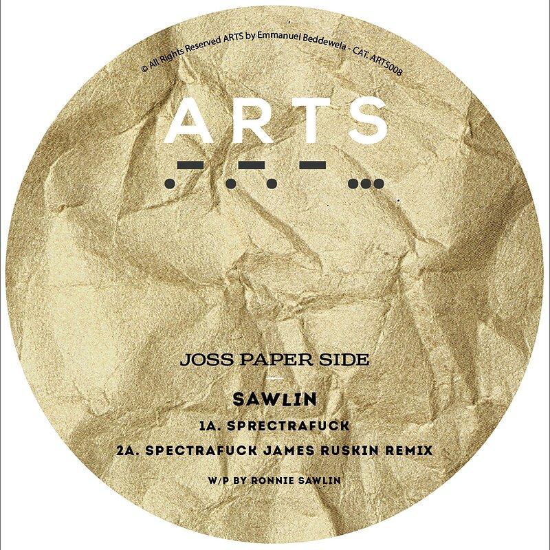 Cover art - Sawlin: Verrat Am Selbst EP