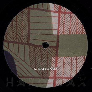 Cover art - Craig Richards: Batty One