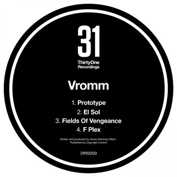 Cover art - Vromm: Prototype