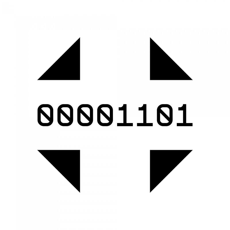 Cover art - Cygnus: Tesseracter