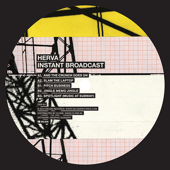 Cover art - Herva: Instant Broadcast