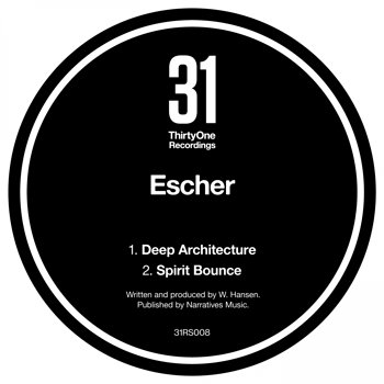 Cover art - Escher: Deep Architecture